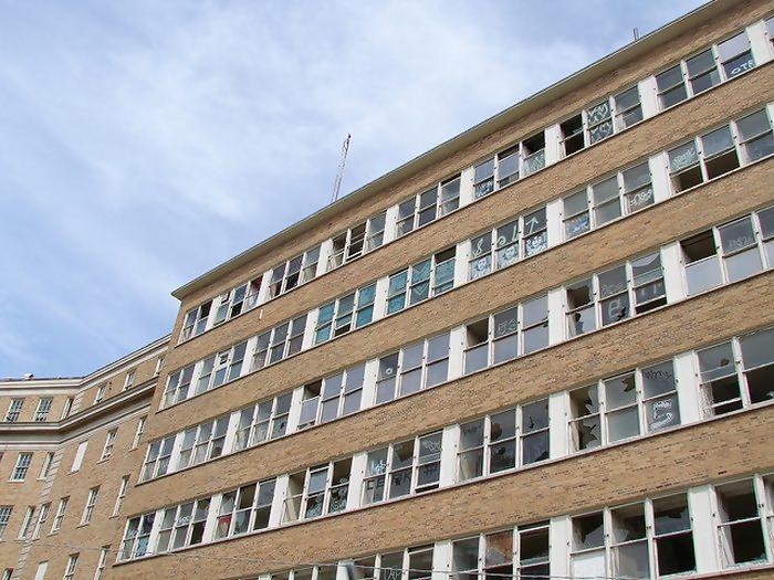 public hospital in san francisco