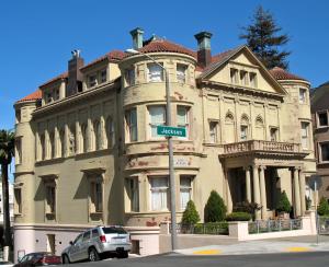 whittier mansion