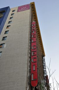 Infamous Cecil Hotel - Photo