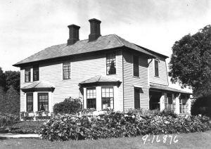 The Haskell House - Photo